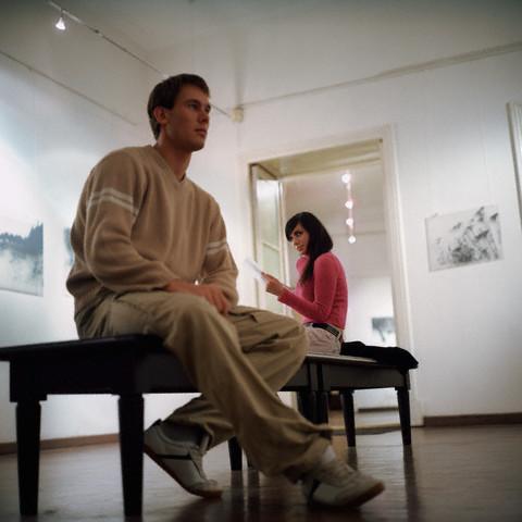 美術館の密かな楽しみ方