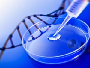 遺伝子検査キットの写真