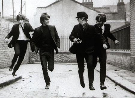 ビートルズがやってくる ヤアヤアヤアの映像