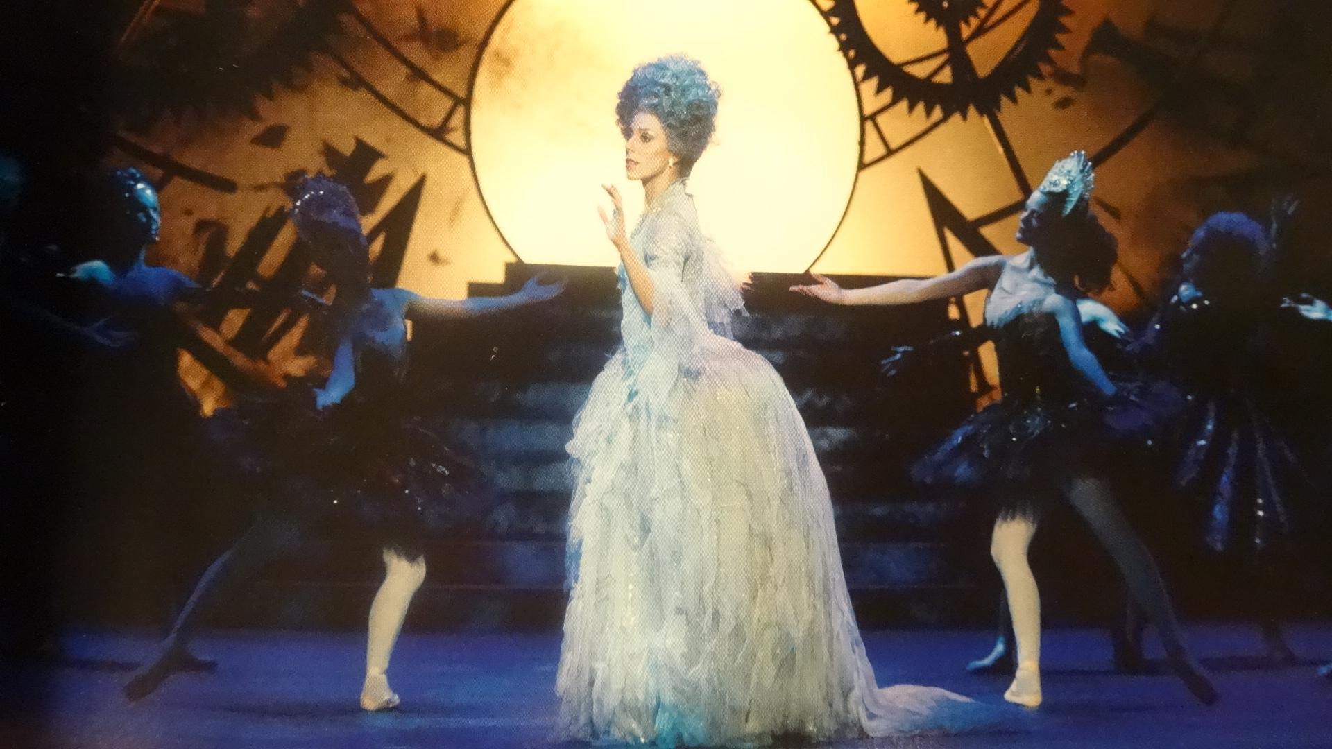 バーミンガム・ロイヤルバレエの舞台