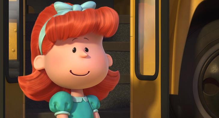 チャーリーブラウンの彼女