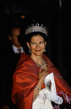 シルビア王妃