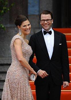 ヴィクトリア王女夫妻