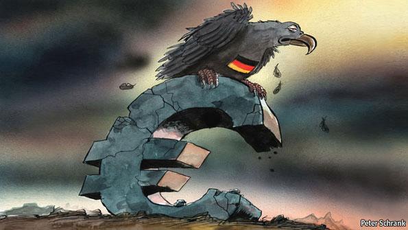 ドイツとEU