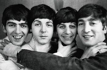 ビートルズの写真