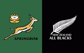 NZ vs 南アフリカ戦のポスター