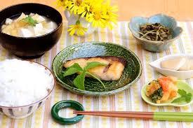 古き良き日本食の写真