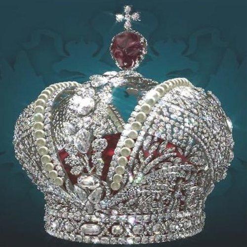 エカテリーナ2世が造らせた王冠