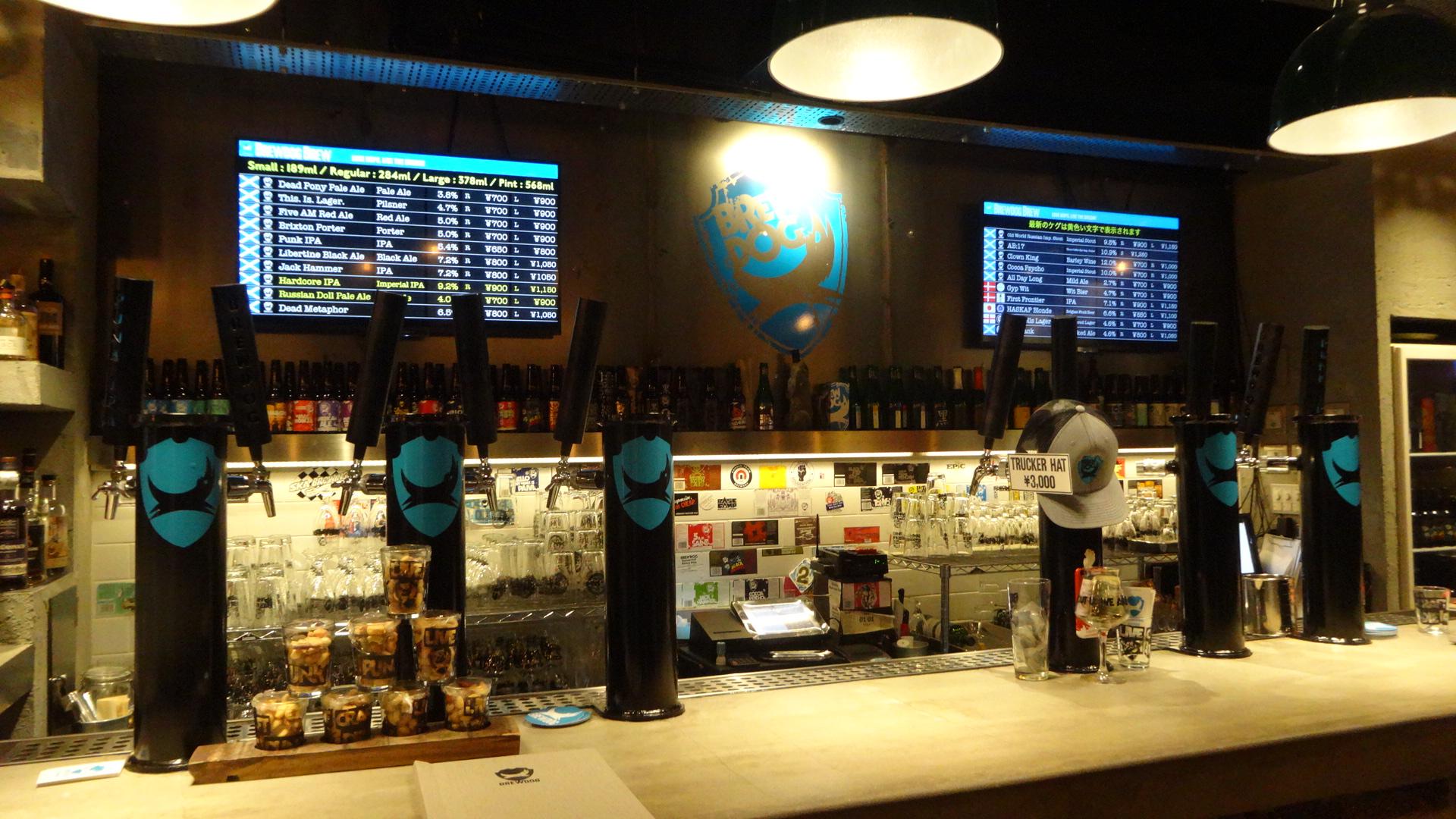 生ビールのサーバーの写真