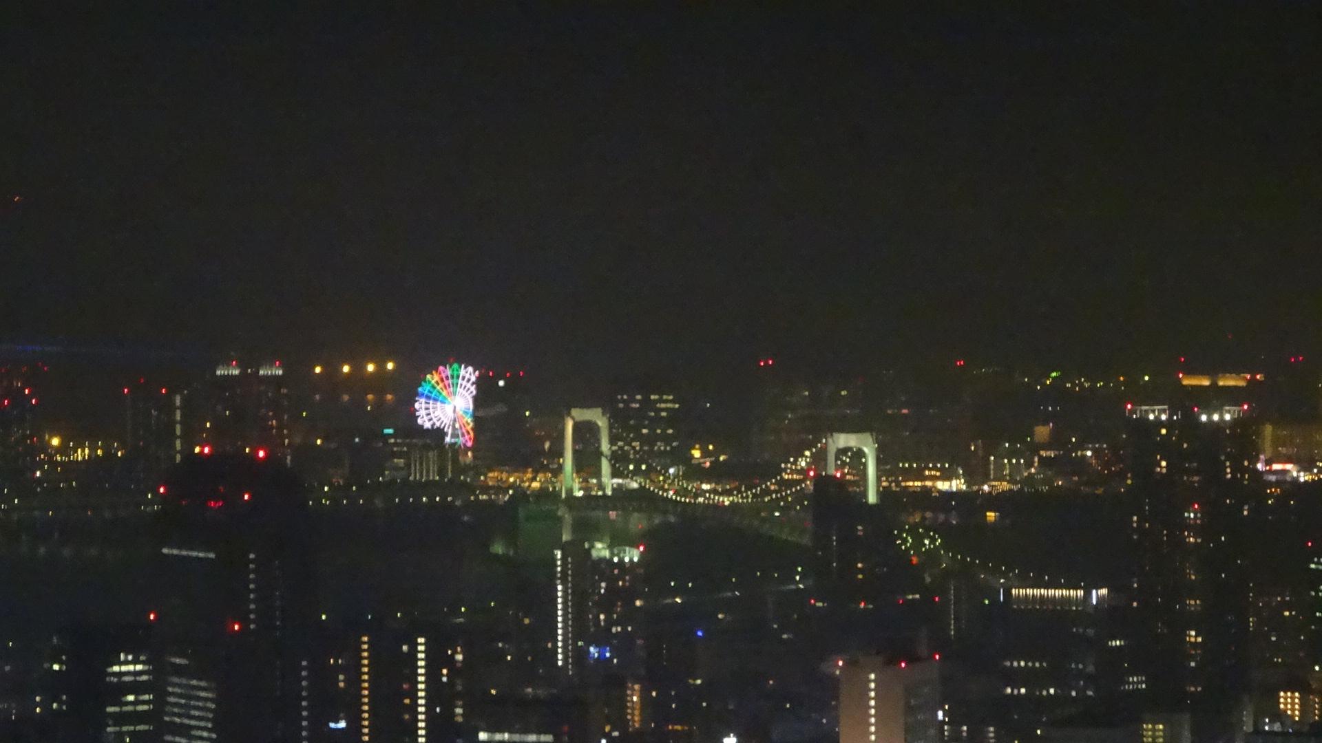 東京の夜景2