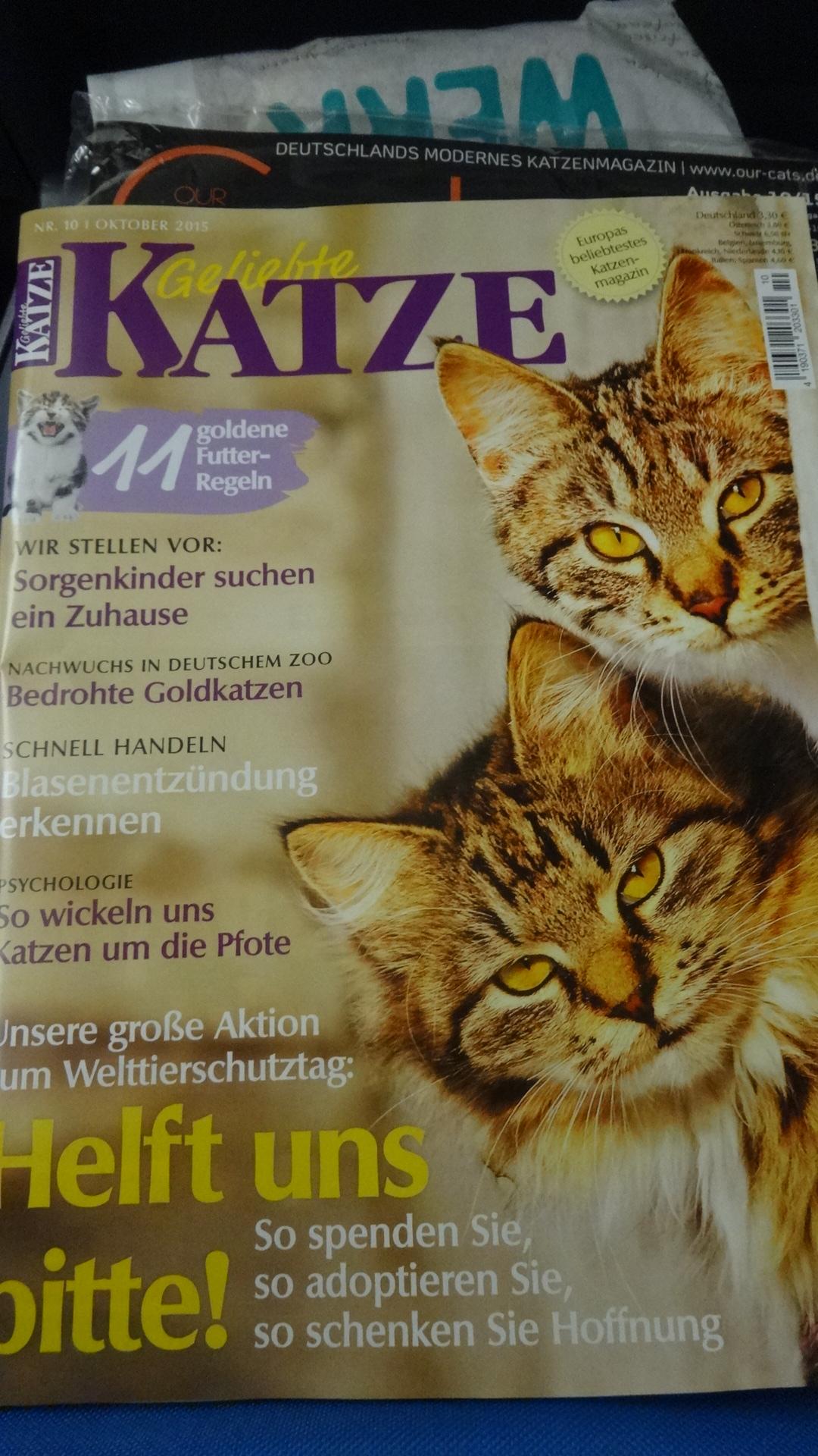 ネコの雑誌