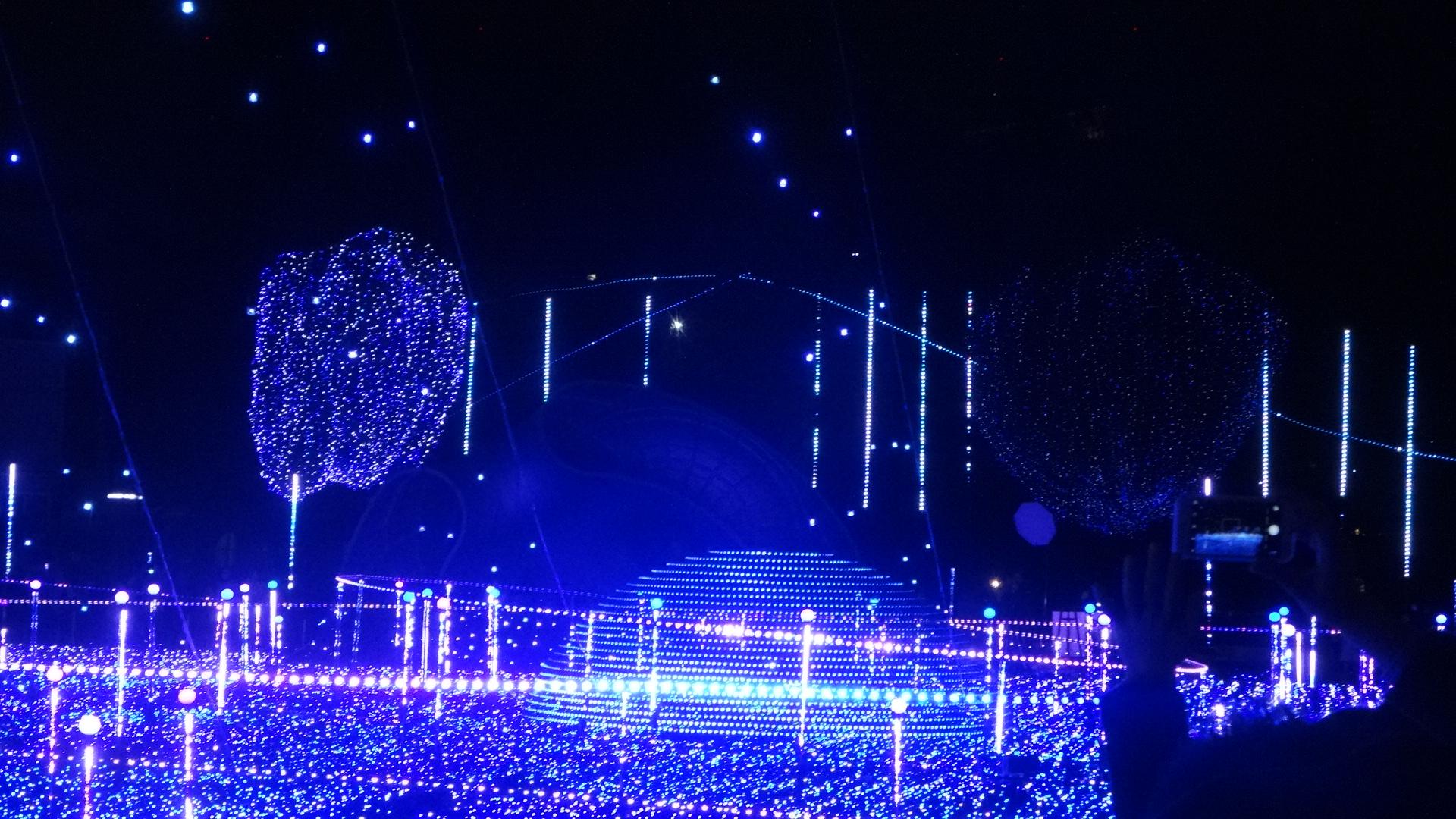 きらめく青の世界3
