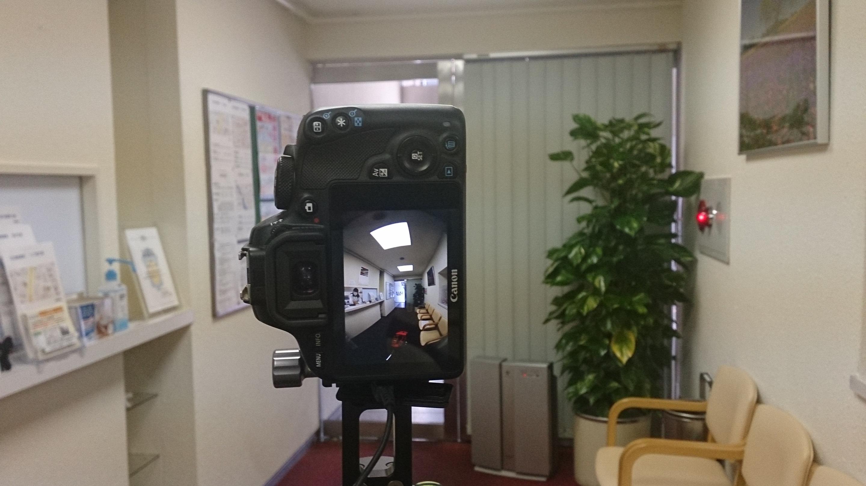 カメラに映っている画像