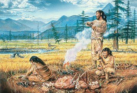 ご先祖様の生活の様子