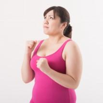 ダイエットに失敗して過度に自分を責める人