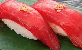 赤身の寿司ネタ