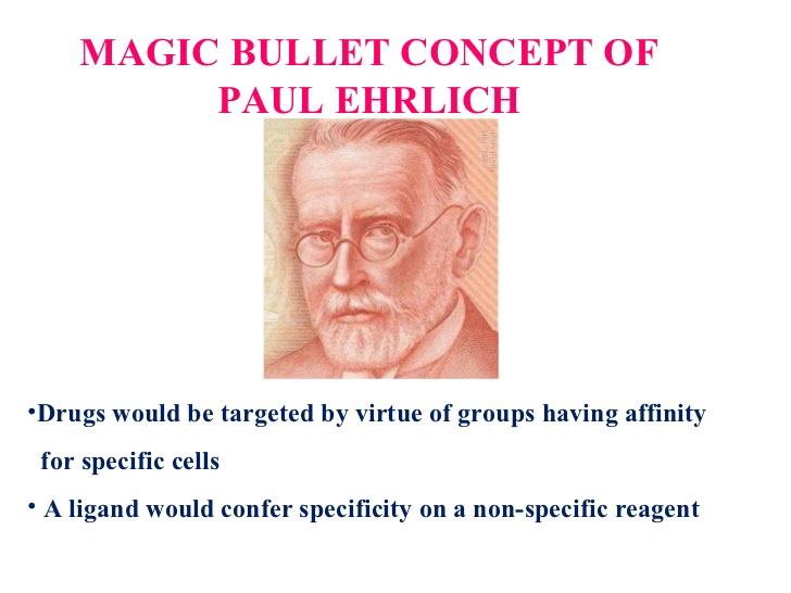 パウル・エールリヒの肖像画
