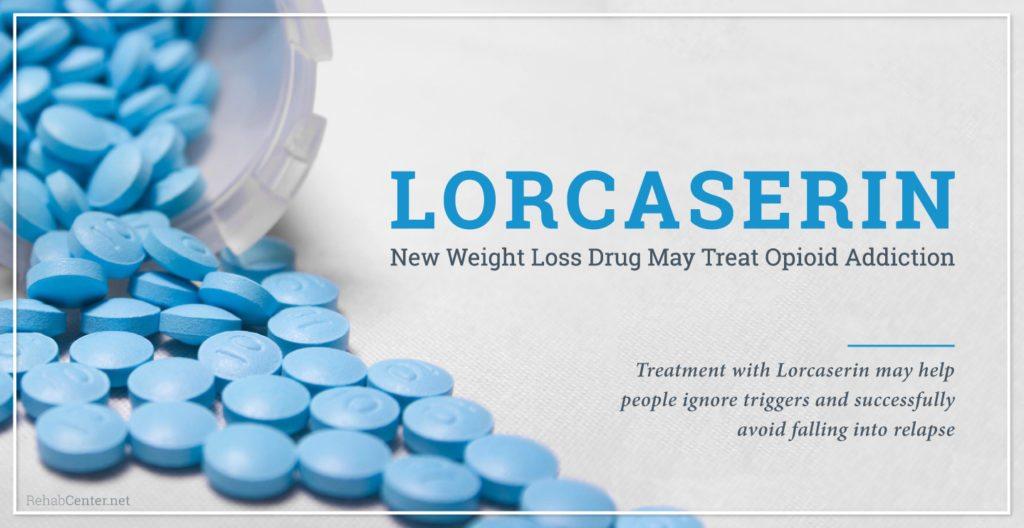 Lorcaserinの錠剤