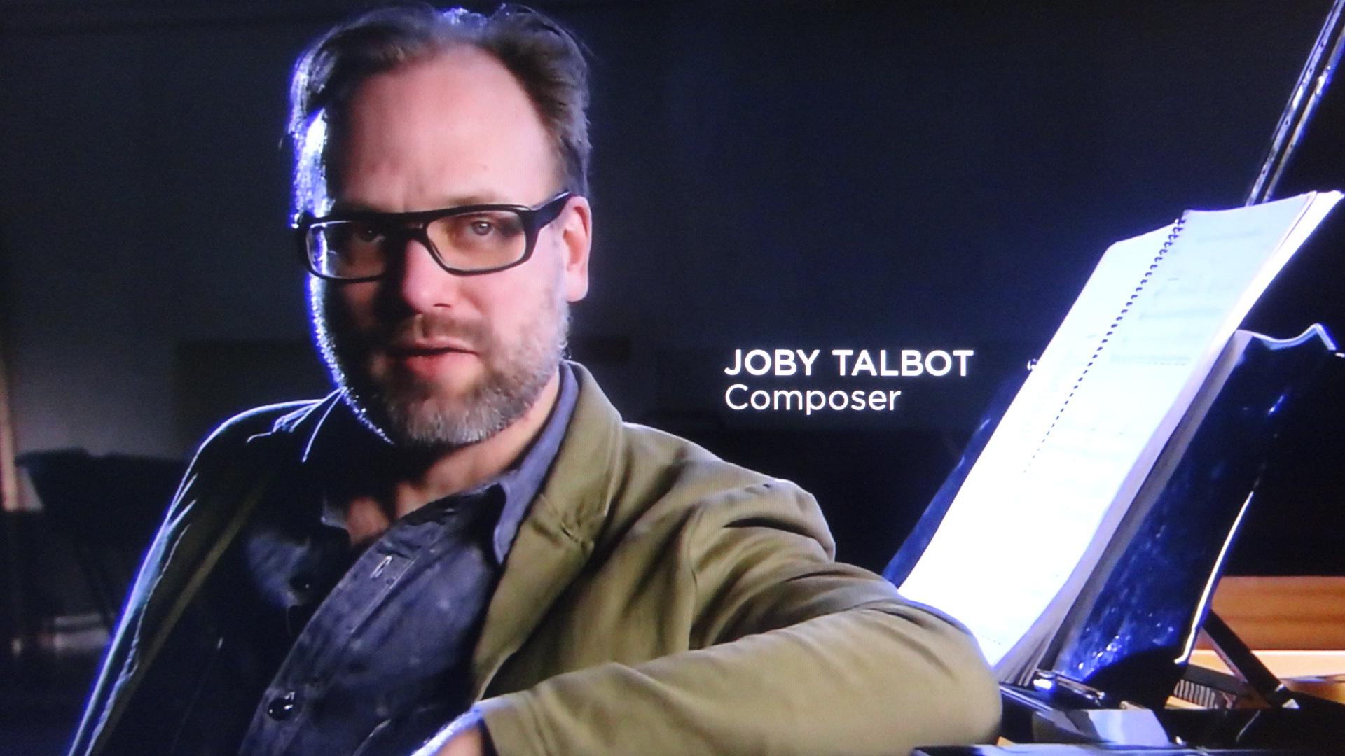 作曲のJobyの顔写真