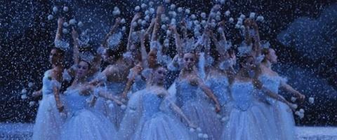 雪の精の踊り