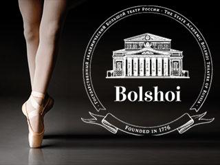 ボリショイ劇場のロゴ