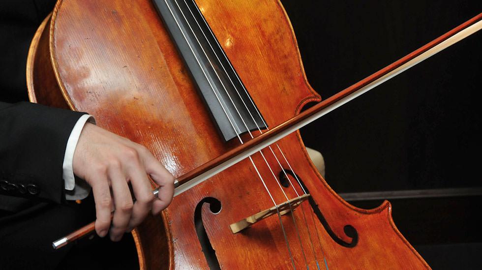 チェロやファゴットなどの旋律を奏でる楽器