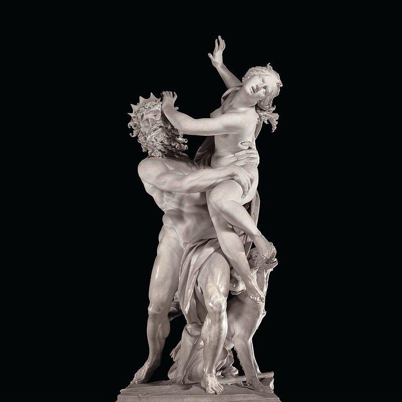 アポロンとダフネの写真