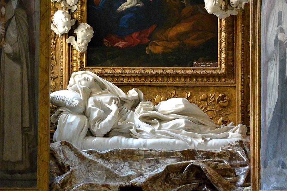 ベルニーニの作品の写真