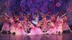 花のワルツの群舞