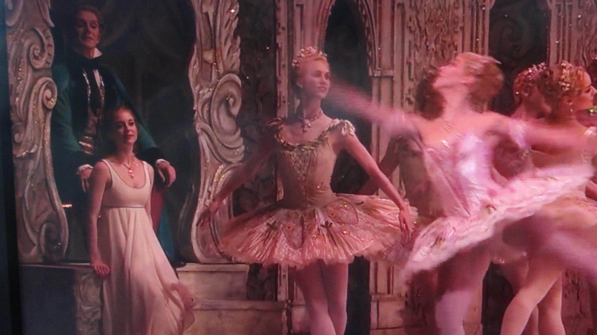 金平糖の妖精に憧れるクララ