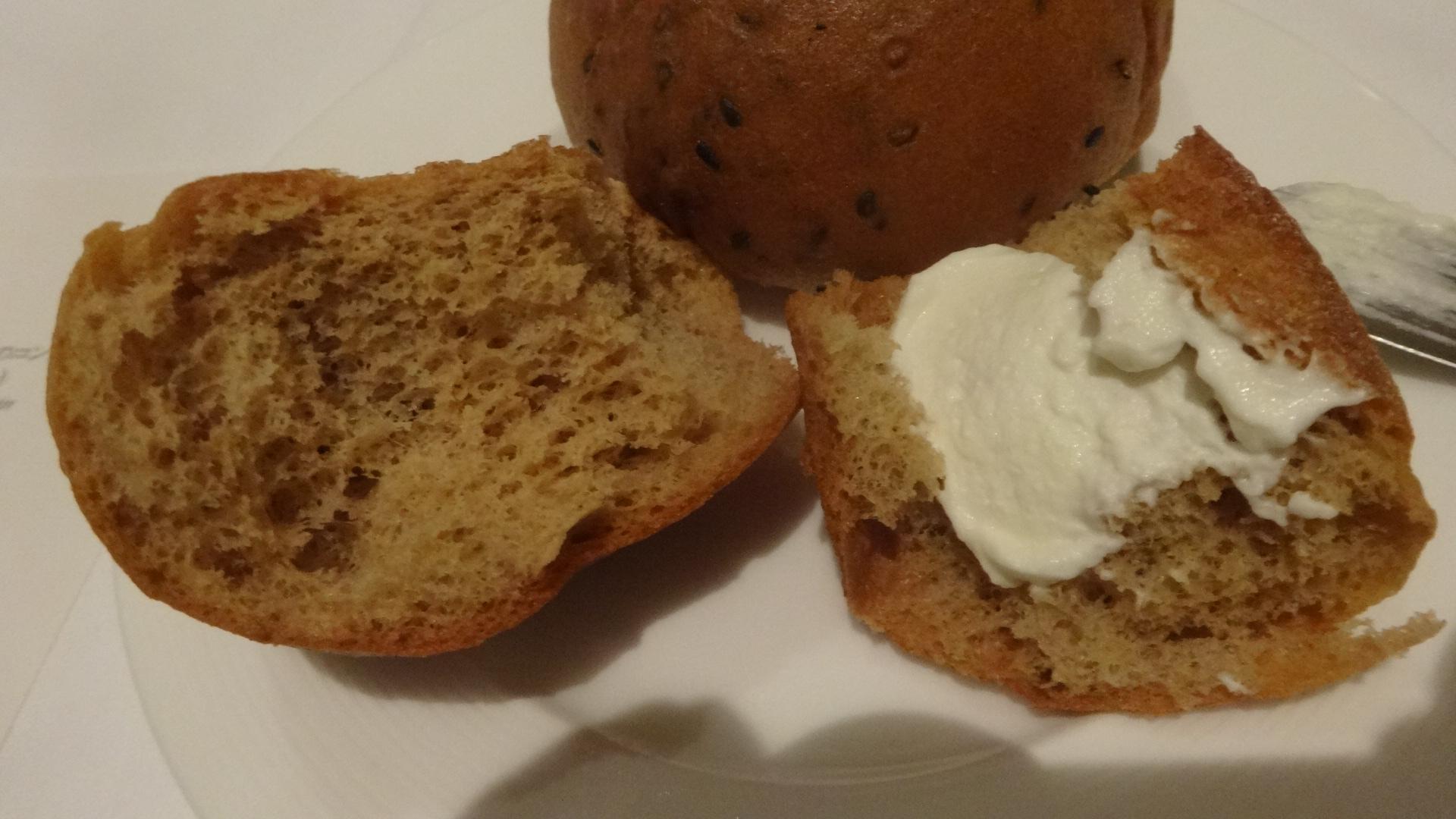 糖質制限パンの写真