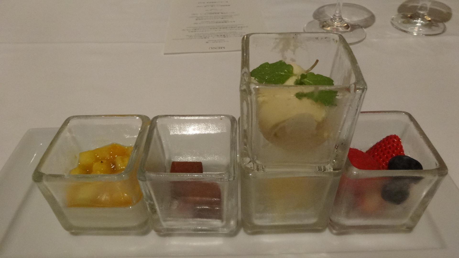 糖質制限デザートの写真