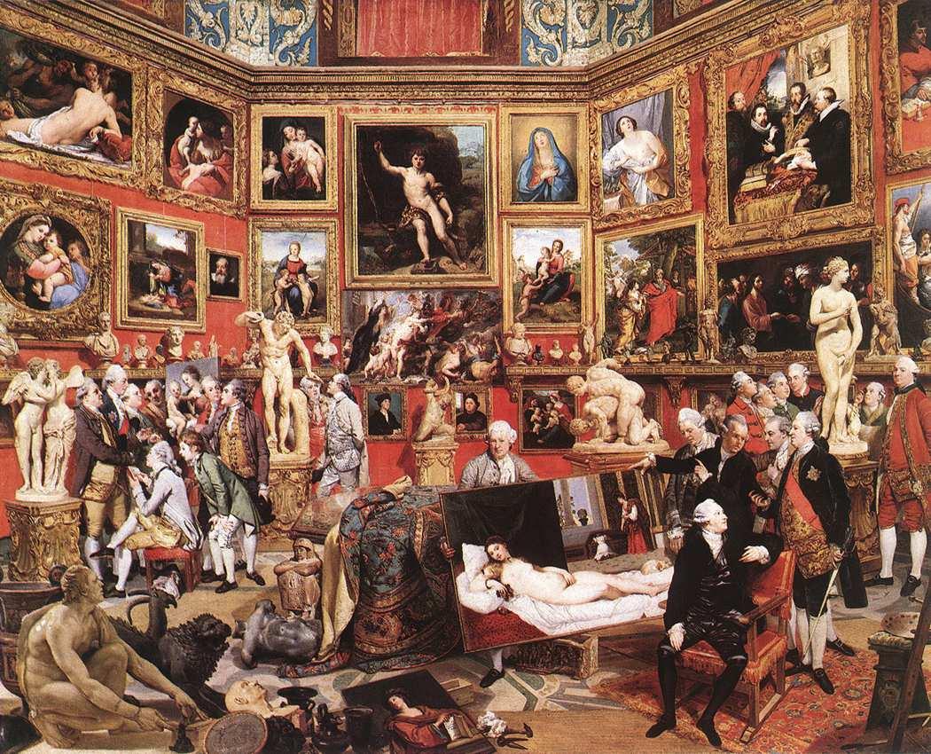絵画のコレクション