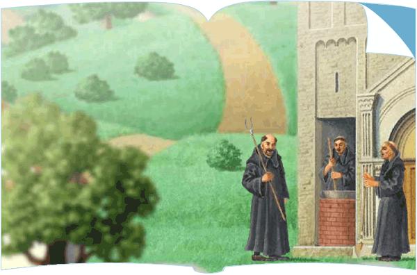 修道院のビール造り