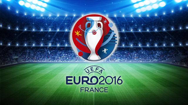 euro2016の宣伝ポスター