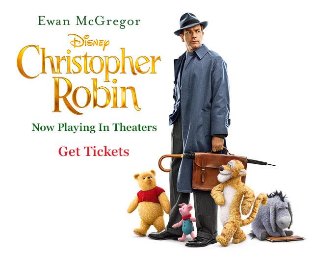 クリストファー・ロビンのポスター
