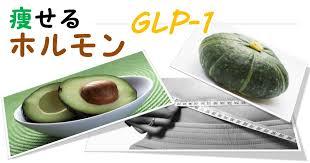 GLP-1の減量効果を示す図