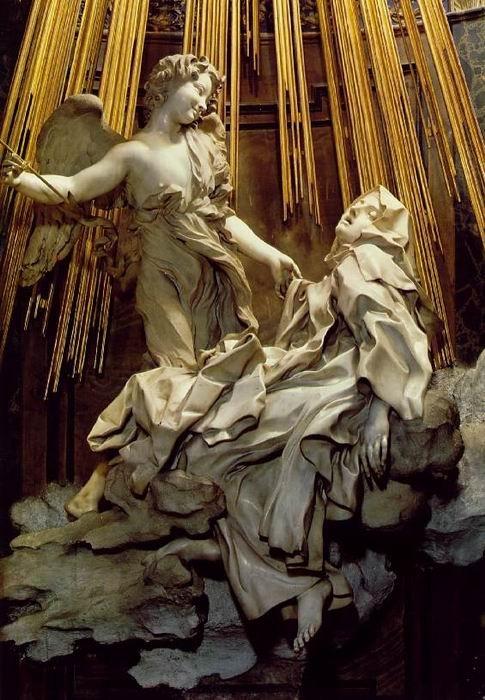 ベルニーニの彫刻