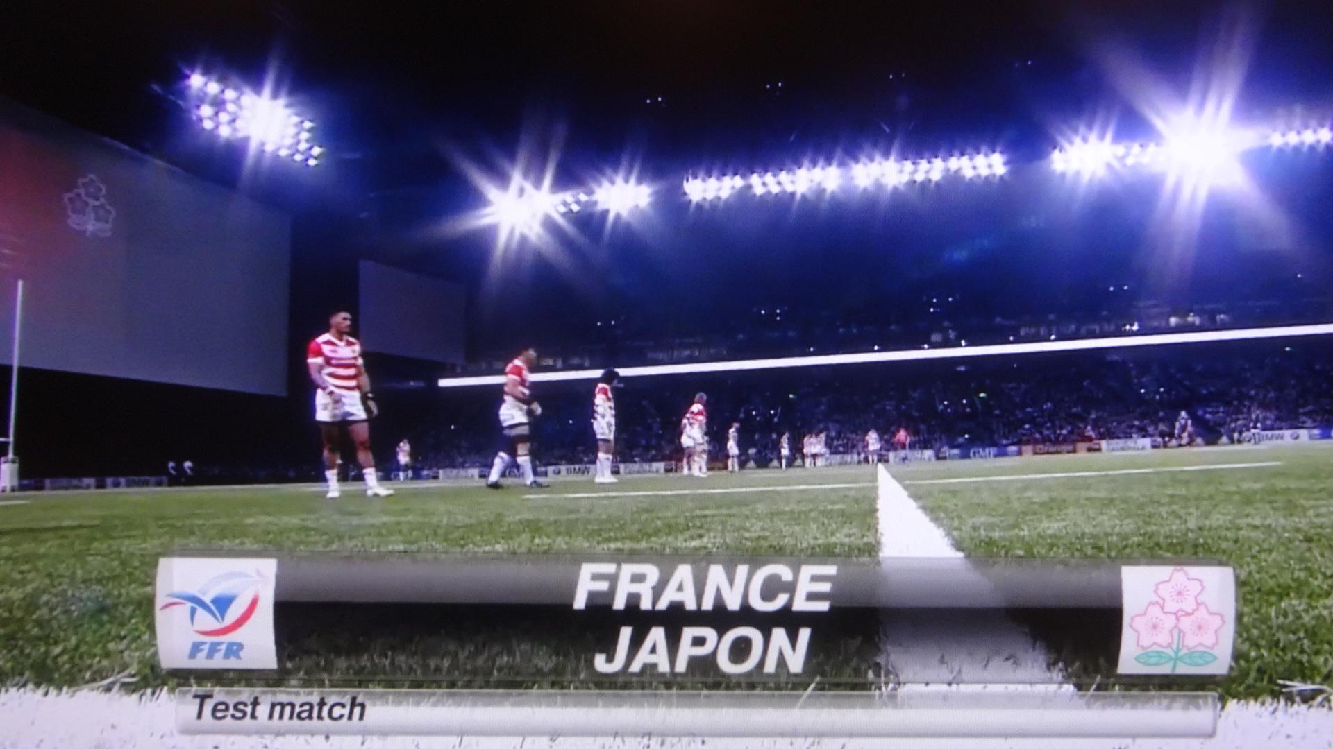 フランスの落胆