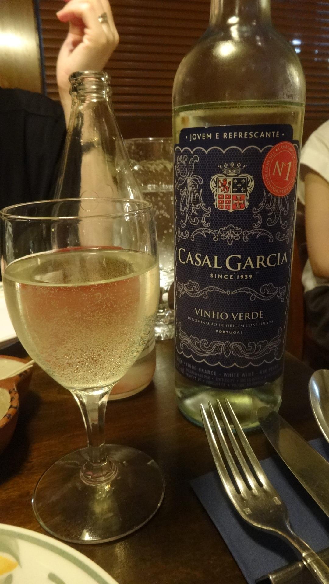ヴィーニョヴェルデ・緑のワイン