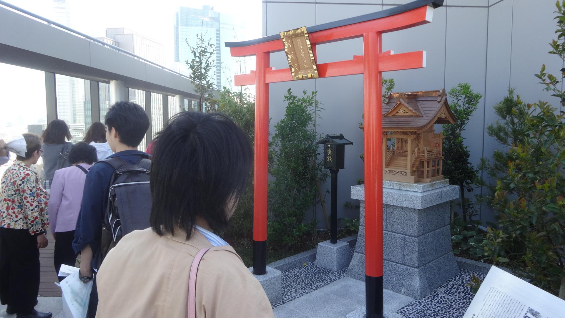 """""""稲荷神社"""