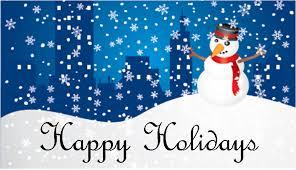 季節の挨拶のクリスマスカード