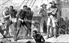 売買される奴隷