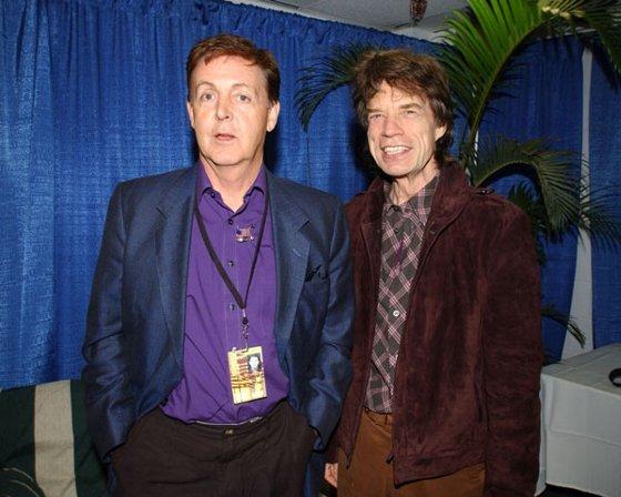 ポールとミック