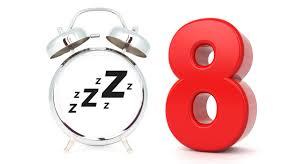 8時間睡眠信仰にとりつかれている人