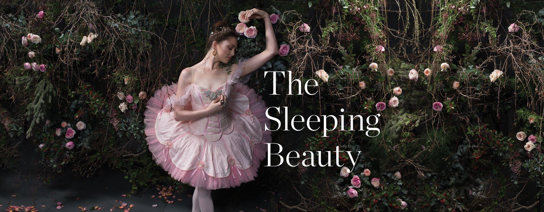 眠りの森の美女のポスター