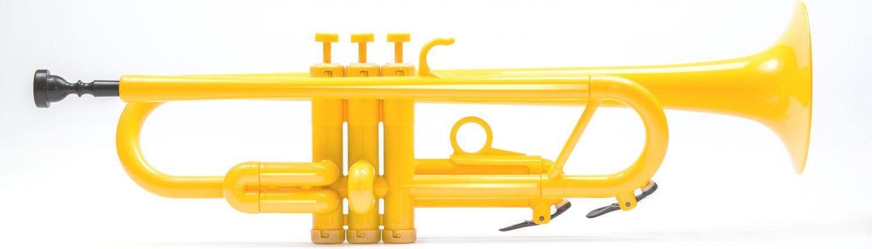 黄色いトランペット
