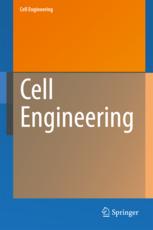 Cell Engineeringという本の表紙