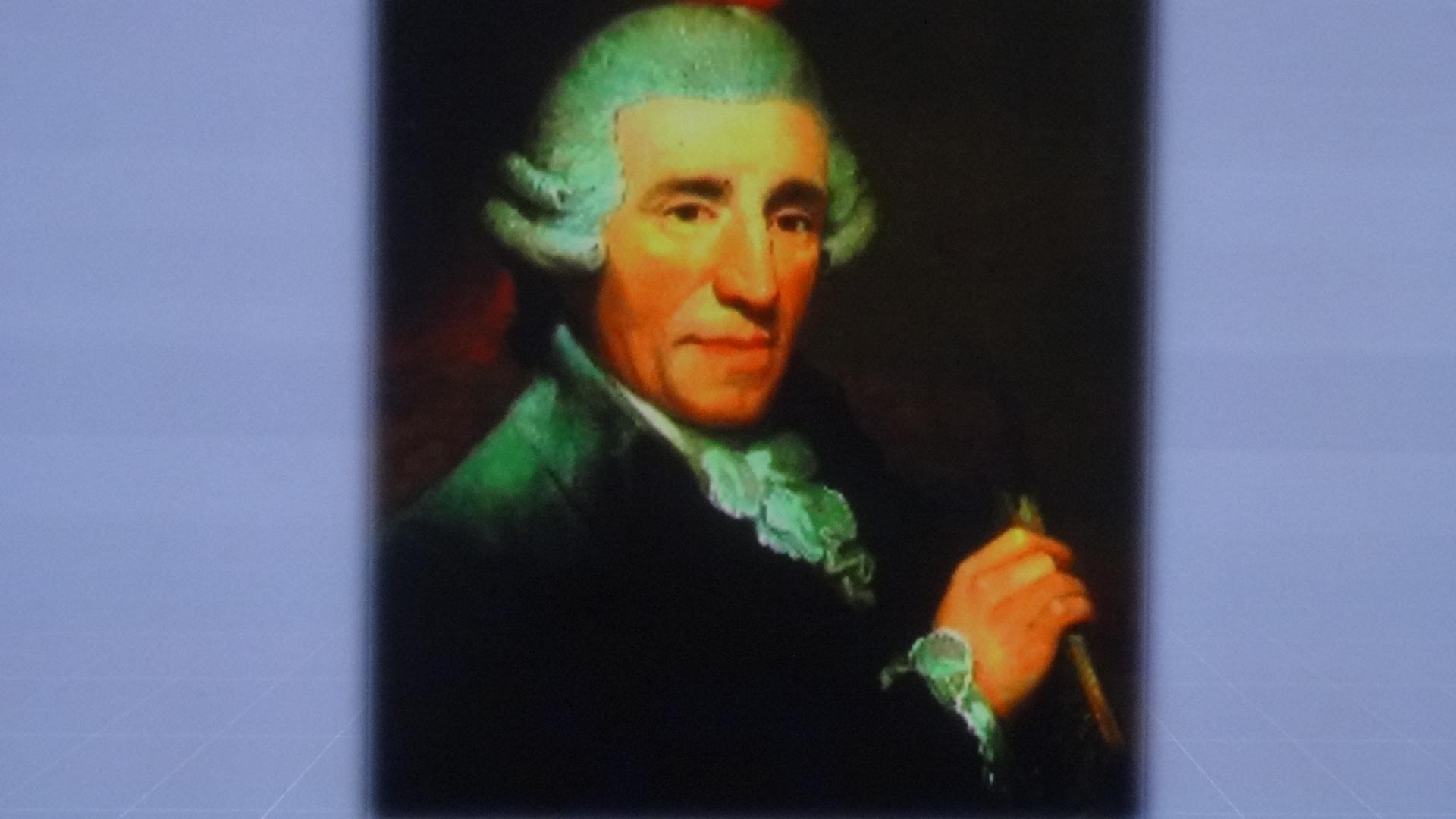 ハイドンの肖像画