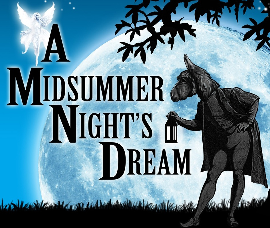 「真夏の夜の夢」のポスター